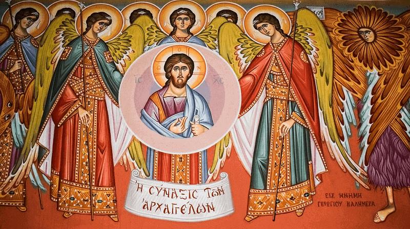 arcangel rafael oración de amor