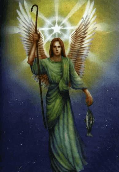 vida de san rafael arcangel
