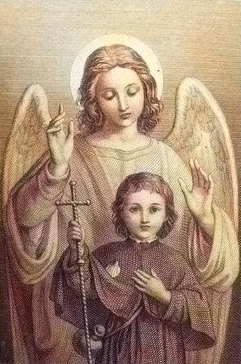 oración a san rafael arcángel para protección de los hijos